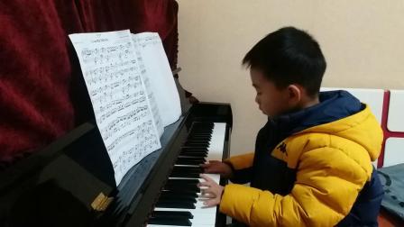 李远博演奏 贝多芬钢琴曲《致爱丽丝 》