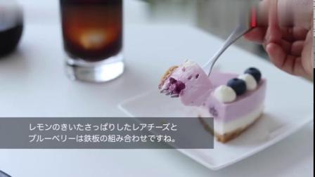 不需烘烤——蓝莓芝士蛋糕