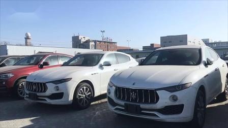 【平行进口车】来看看天津港库内都有什么车