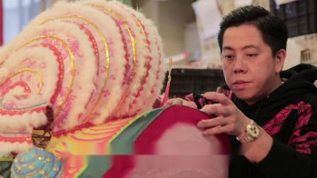 香港扎作师傅赋予「世界第一壮观」的大金龙活力 (2019)