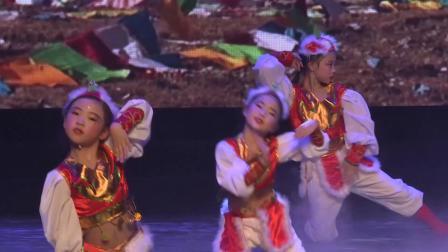 2019花儿朵朵少儿才艺电视盛典《吉祥》重庆丽水红鹰舞蹈艺术培训中心