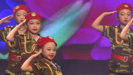 2019花儿朵朵少儿才艺电视盛典《兵娃娃》大渡口区小天使舞蹈艺术培训中心