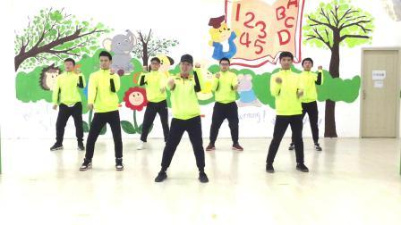 2019幼儿舞蹈 (竹兜欢乐跳)