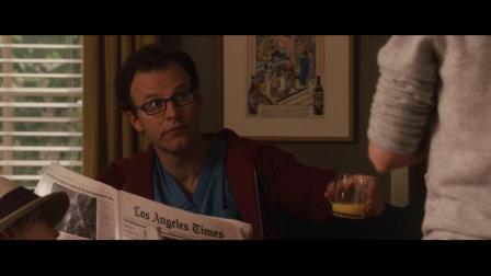 2012世界末日国语版洛杉矶片段 - 汽车