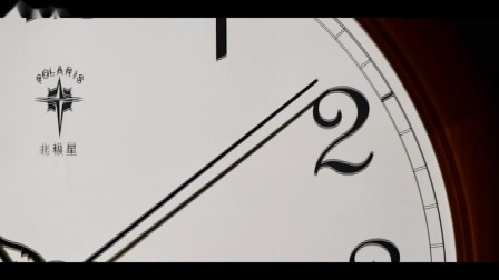 北极星钟表主图视频拍摄广告