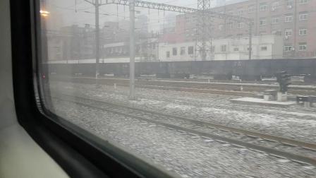 《2019汾阳之行》客车Z7835次(太原~吕梁)太原站9道发车