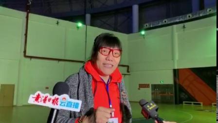中国女篮第一人郑海霞:贵港是我的福地