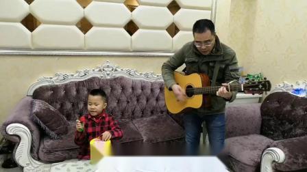 吉他弹唱友谊之光