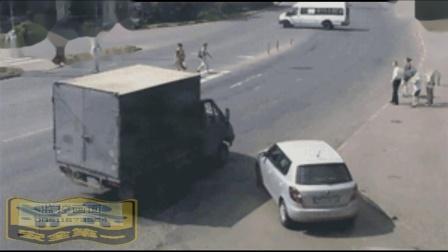 货车司机...