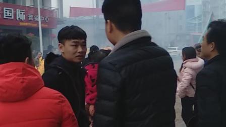 2019年水口山镇龙灯闹元宵  1