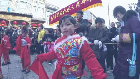 这才是过年~正月十五浚县社火表演,中国的狂欢节!