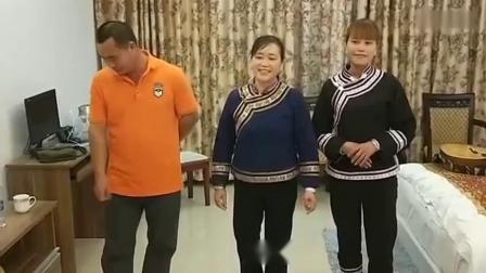 广西壮族自治区百色市西林县那佐乡练习壮山歌