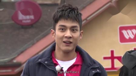 《我们十七岁》幕后:韩东君发型遭毁怒抛导演