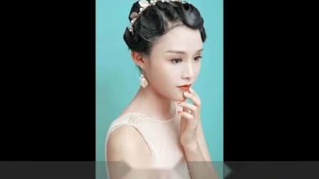 汉琳学校 汉林化妆展示