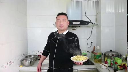 厨师长教你蒜黄炒鸡蛋的正宗做法,美味又营养,大人小孩都爱吃