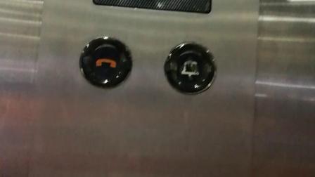 国贸大厦旋转餐厅电梯
