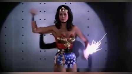 很期待《神奇女侠1984》?1975年的神奇女侠才是经典