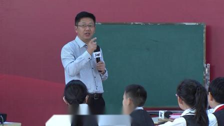 黄爱华 四年级课例《字母表示数》