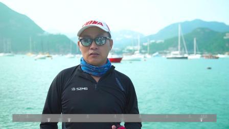 费加罗博纳多3帆船首次香港试航