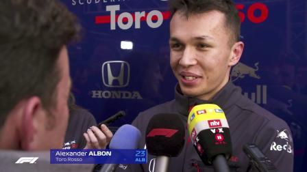 F1 2019巴塞罗那冬测第二天集锦