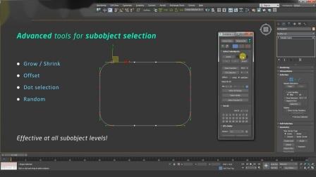 【软件资讯】Introducing SubSpline 3dsmax script