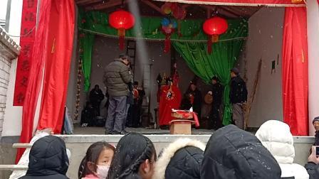 甘肃省天水市武山县温泉镇杜沟村祭台