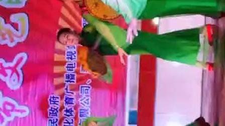 013广西防城港那良镇2019元宵晚会那良文化站艳艺舞蹈队水墨漓江美