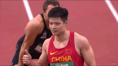 2019.02.20 世界室内田径巡回赛杜塞尔多夫站男子60米 苏炳添 6秒49