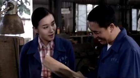 导演让张嘉译和小宋佳即兴表演,录下来后却成为了经典