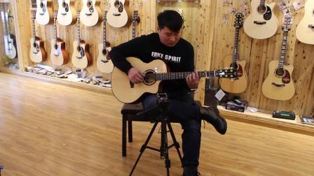 文龙指弹吉他《天空之城》