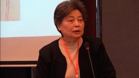 首届中国女盆景师作品展论坛(陆明珍)