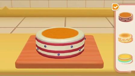 超级飞侠乐迪帮助小青做蛋糕 游戏