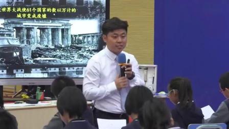 《在柏林》【于松建】(中国教育学会2018年度第三届小学青年教师语文教学观摩活动)