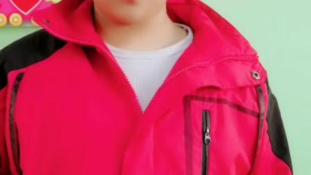 北京市通州区人工耳蜗学校学生背古诗