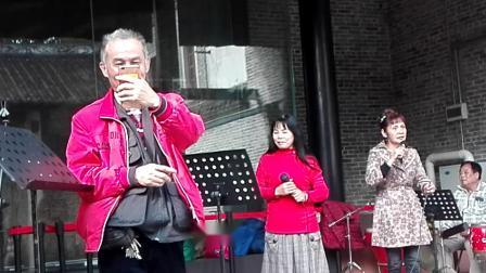 粤曲对唱(七月七日长生殿)演唱:月娥.欢欢,2019年2月22日