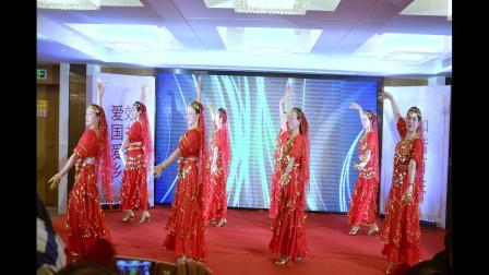 印度舞:欢乐地跳吧