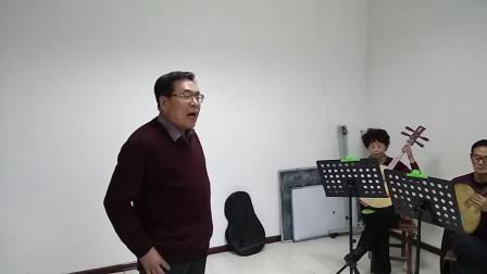 京剧《箭杆河边》选段-冯景才