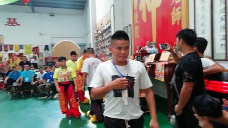 2018年广东省南狮教练员培训班之开光1(莫钢崇摄)