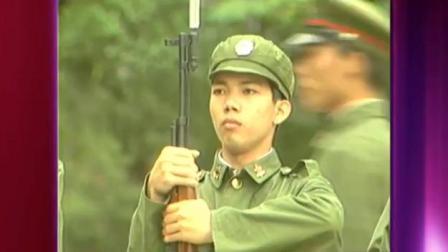 华中理工大学华中科技大学1989新生入学军训