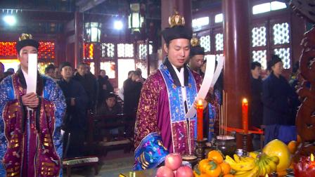 北京白云观己亥年庆贺邱祖圣诞祈福法会