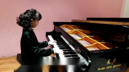 Alexandro Glazounow,  Valse (晨声钢琴龚程程2019年2月)
