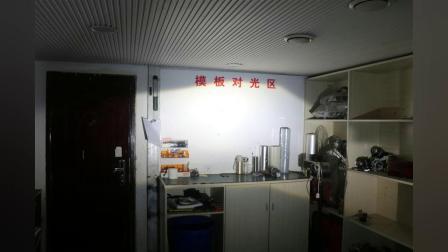 西南首台宝马七系原车近光改激光大灯加远光升级LED双光透镜