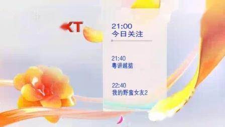 珠江频道节目预告X深圳都市节目预告音乐