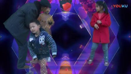 DJ儿童成长记录自由舞