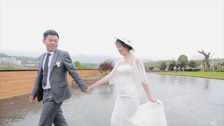 【佐罗印象】ZHANGXUMING&FANGUITIN 婚礼快剪