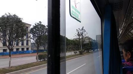 重庆东城公交宇通客车E12