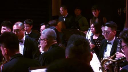 鞍山市交响管乐团 《星球大战组曲》2019新年音乐会