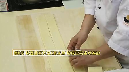 烘焙来了:手撕面包,放入模具慢慢饧发到八成后烘烤