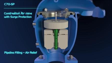 空气阀-供水系统-Principals