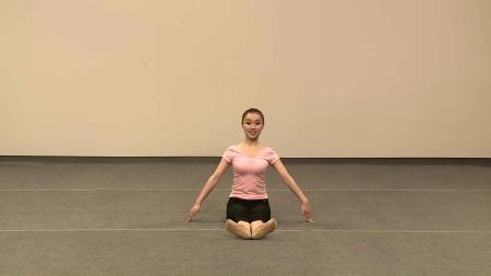 中国舞蹈家协会舞蹈考级新版第二级第一节-大脚丫小脚丫